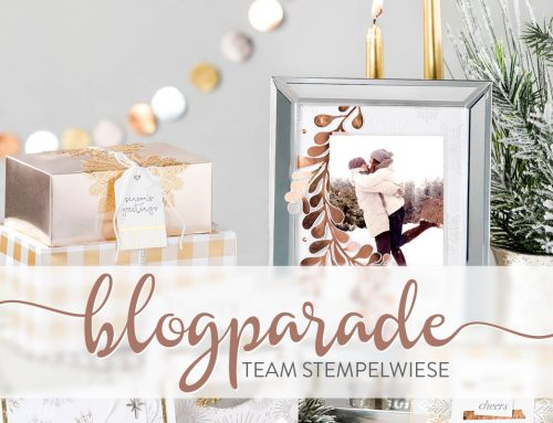 Blogparade – Team Stempelwiese